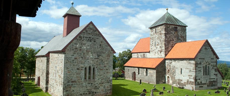 Vandring i Hadelands kulturlandskap 1. – 3. september 2017