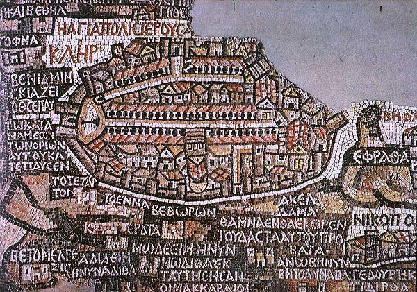 Jordan, Palestina og Israel – en pilegrimsreise