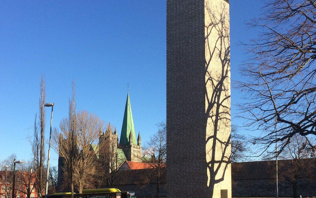 Gudbrandsdalsleden i Trondheim og synlige katolske spor