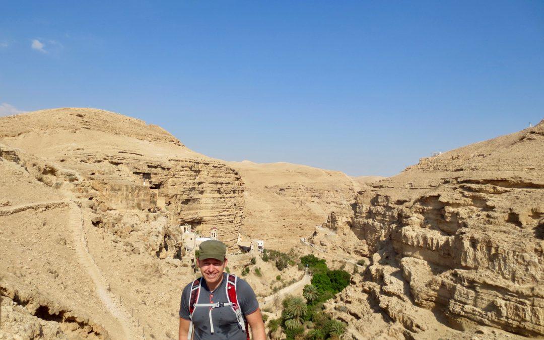 Café Olav – vandring i Jordan, Palestina og Israel