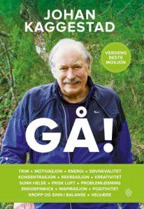 Bok omslag: Gå! av Johan Kaggestad