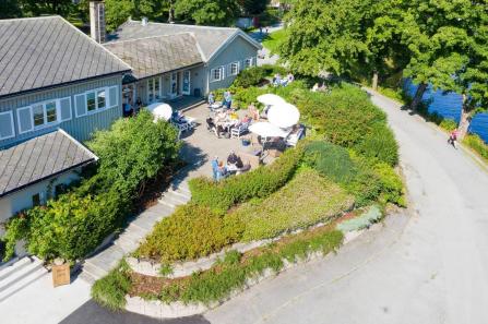 Hagedugnad ved Nidaros Pilegrimsgård 3. mai 2021